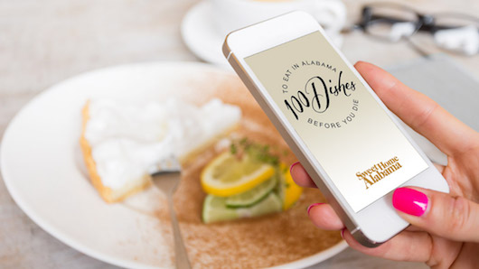 Alabama Tourism 100 Dishes App