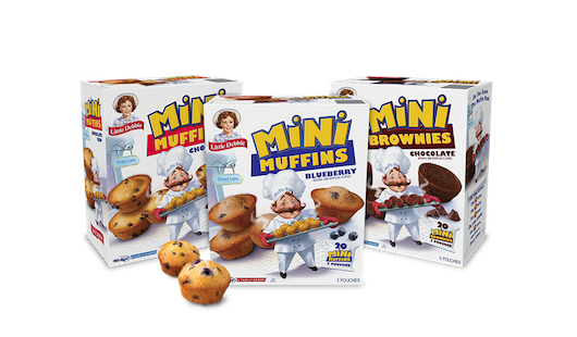 Little Debbie Mini Muffins New Packaging
